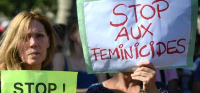 France: Hundreds of protesters urge government to take concrete action against feminicides