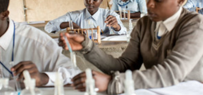 UN: The study of science has a potentially transformative impact on children living in conflict-affected areas around the world