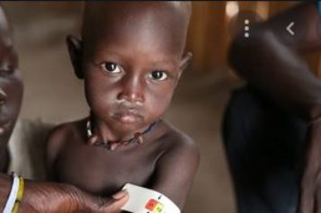 South Sudan: Two-thirds of children in desperate need of support
