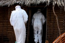 Ebola Isolated West African Regions
