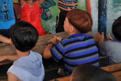 Children Start Education in Syria and Gaza