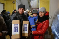 Ukraine: UN kicks-off campaign to reach displaced persons with humanitarian aid