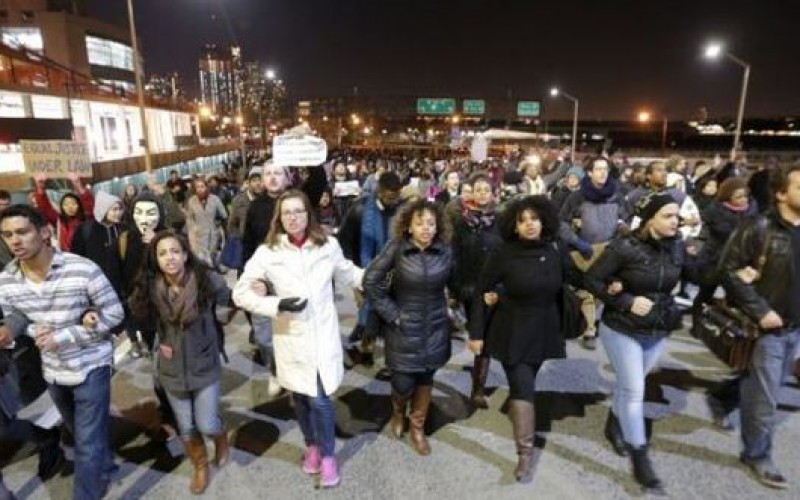 Grassroots message against police violence—and all violence—stands firm