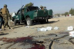 Bomb attacks kill 5 policemen in Afghanistan