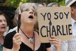 Demonstrators in Buenos Aires repudiate Paris attacks