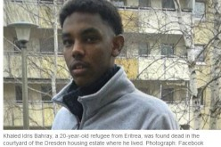 Killing of Eritrean refugee in Dresden exposes racial tensions in Germany