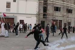 Bahrain protester on death row urges rallies to continue