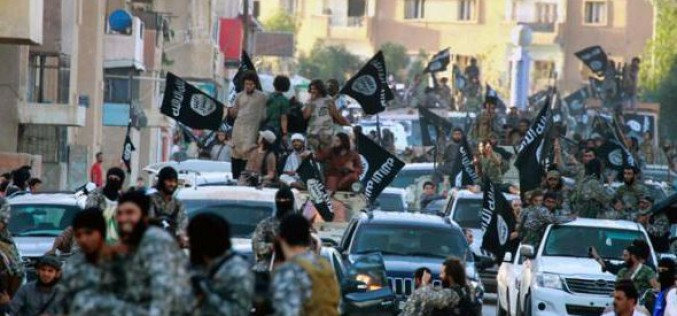 Daeh (EI) in Syria abducts at least 90 Christians