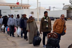 192 Egyptians flee Libya through Tunisia amid rising ISIL threat