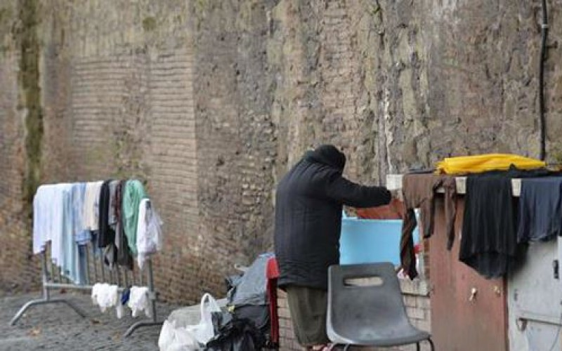 Poverty rising in Italy amid economic crisis: Study