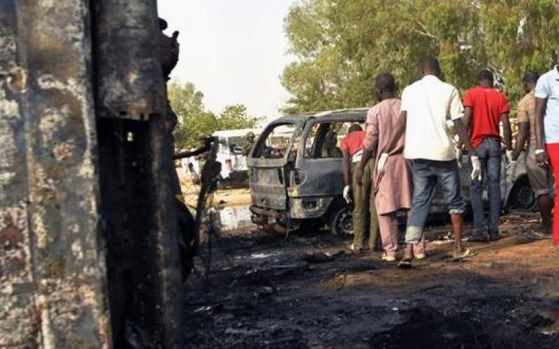 Terror attack kills 4 in Nigeria's north