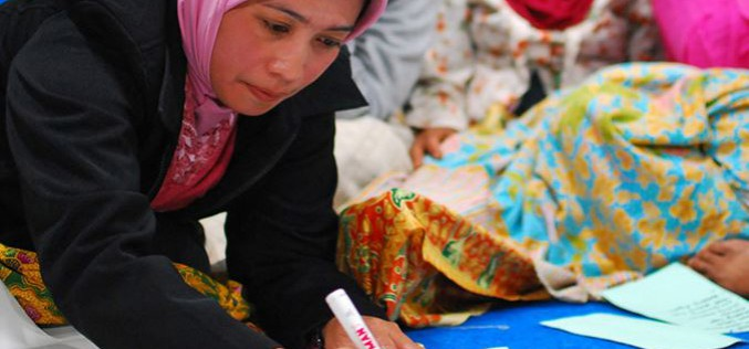 Sendai: Critical role of women in building disaster resilience focus of event at UN conference