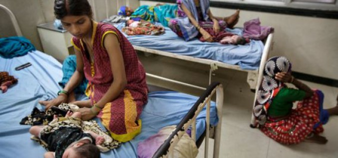 Many young Indian women underweight, their babies too: research