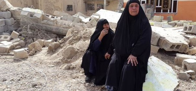 Violence uproots 28,000 Iraqis in Tikrit
