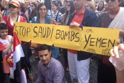 "VATICAN, 19-VI: ""STOP SAUDI BOMBING ON YEMEN"""
