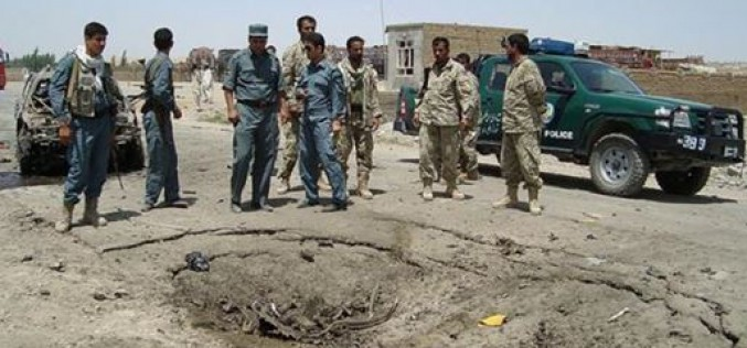 Bomb attack leaves 10 injured in north Afghanistan