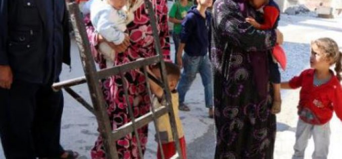 Terrorists kidnap 300 Kurds in Syria