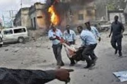 Somalia police: 9 killed by car bomb in capital