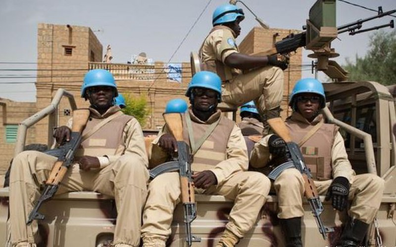 Three killed in suicide attack on peacekeepers in Mali: UN