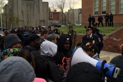 Protests against police killing of black man in Baltimore continue