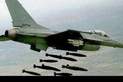 Pakistani army air raids kill over 40 militants