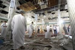 Isis suicide bomber kills 20 at Shia mosque in Saudi Arabia