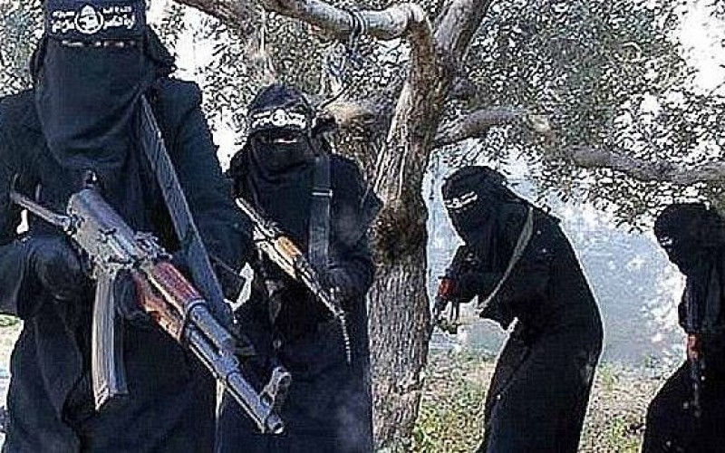 No exit: For female jihadis, Syria is one-way journey
