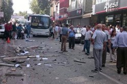 Turkey's Kurdish party rocked by twin blasts