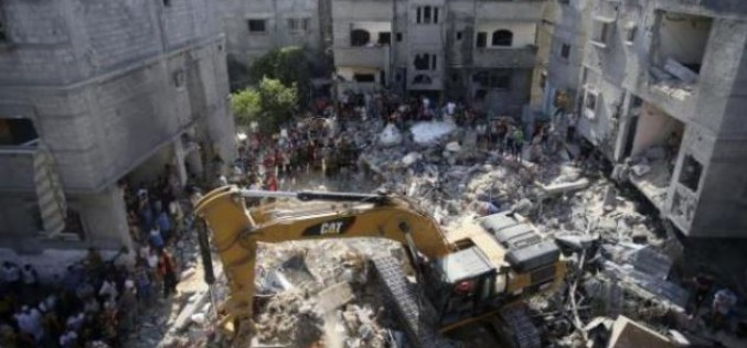 'War crimes' likely by both sides in 2014 Gaza conflict, says UN
