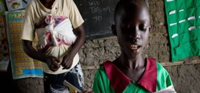 New UNESCO report finds some $2.3 billion required to send children to school in war-torn countries