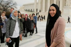 U.S. Supreme Court rules for Muslim woman denied job at clothing store
