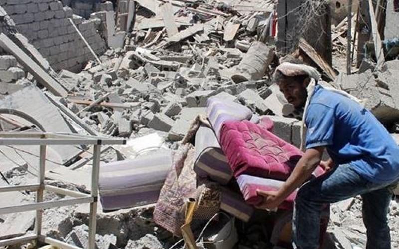 Fresh Saudi airstrike kills 6 in Yemen's Hajjah