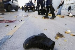 Pre-mature bomb blast kills man near Bahrain capital