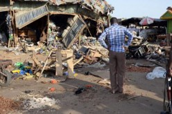 2 explosions leave 13 dead in northeast Nigeria