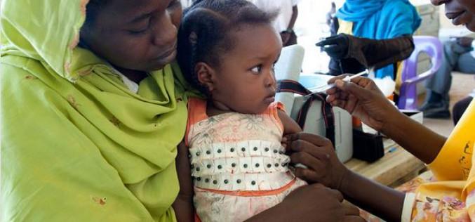 UN agencies and partners warn of 'acute shortage' of meningitis vaccines