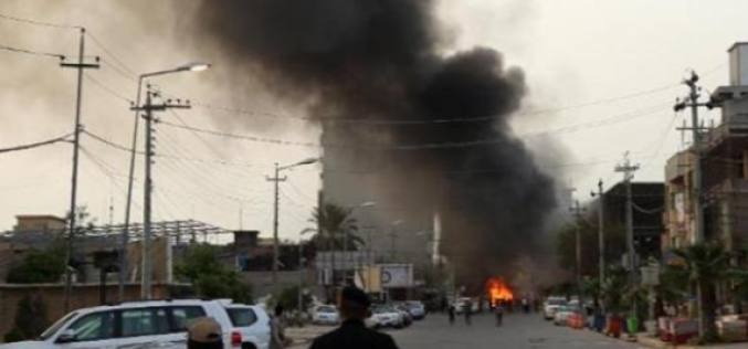 At least 60 killed, 200 wounded in Iraq bomb attack'