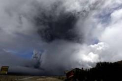 Cotopaxi volcano eruption prompts evacuation in Ecuador