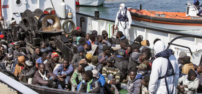 Mediterranean migrant deaths in 2015 pass 2,000