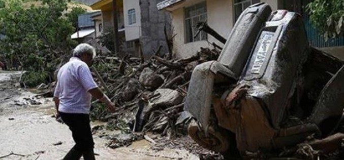 Iran: Flash floods kill 8 in Tehran, Hormozgan
