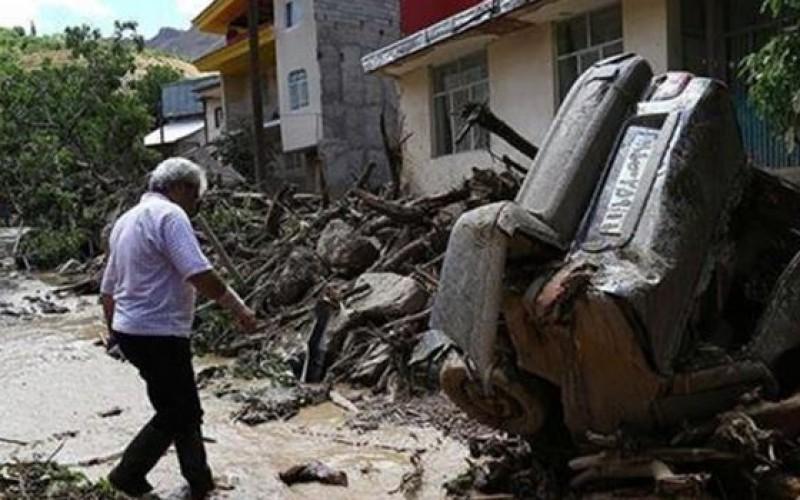 Iran: Flash floods kill 8 in Tehran, Hormozgan