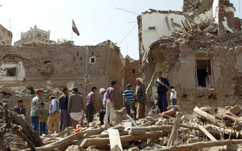 Yemen : Eight civilians killed in new Saudi airstrikes