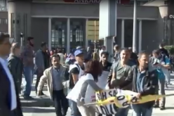 Deadly Ankara blasts highly likely to be suicide bombings, says Turkish PM – video