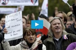 Czech Republic: far-right demonstrations attract thousands -video