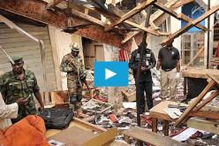 Nigeria : Many victims in suicide bomb blasts -vidéo
