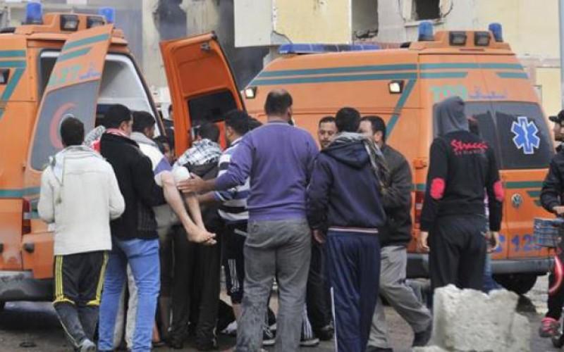 Egypt: 10 policemen injured in Sinai bomb blast