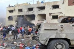 4 Egyptian soldiers killed, 4 injured in Sinai blast