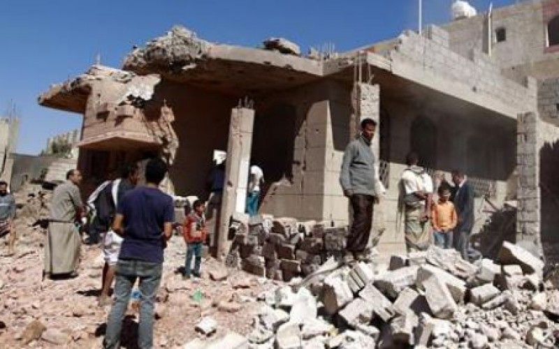 15 civilians killed in Saudi strikes against Yemen