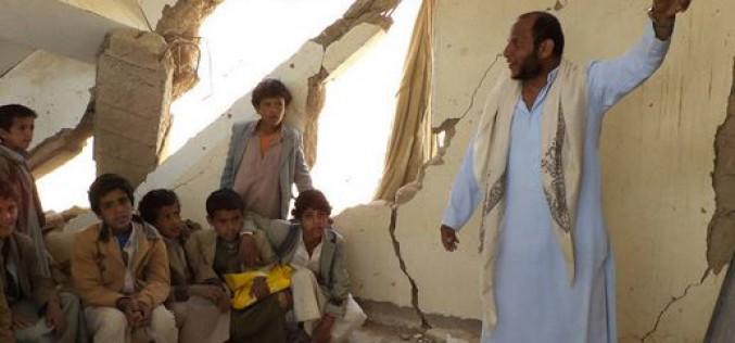 Yemen: Seven Yemenis killed, 12 injures in Saudi airstrike
