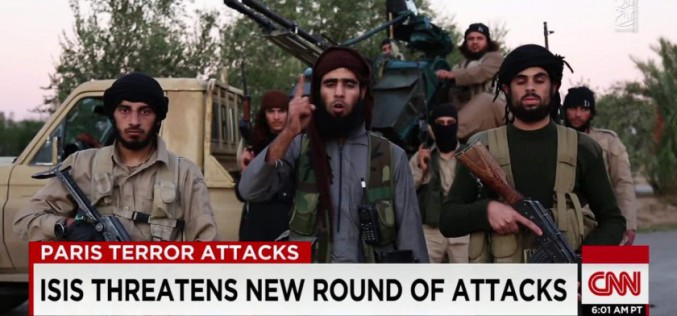 Daesh publishes a video of perpetrators of Paris