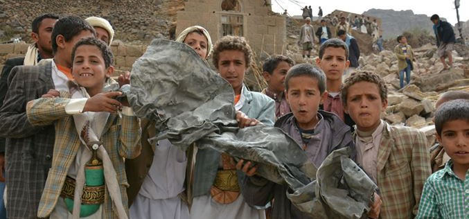 Yemen: civilian casualties top 8,100 as airstrikes and shelling continue, (UN reports)